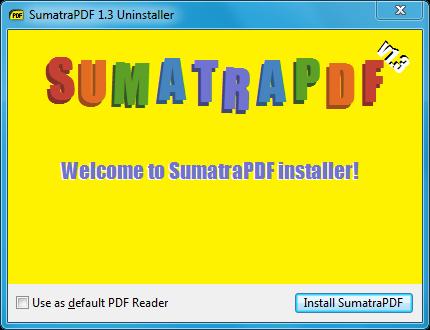 New installer