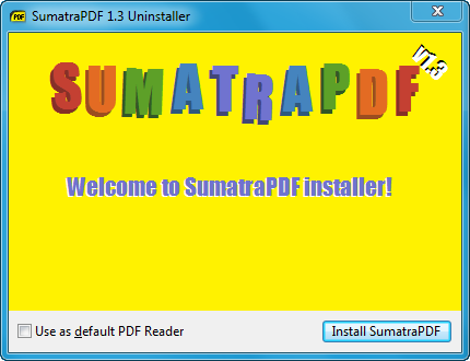 how to write an installer